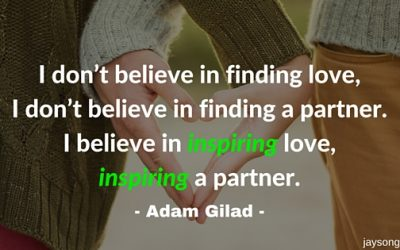3 Ways To Inspire Love Over Time – Adam Gilad – SC 29