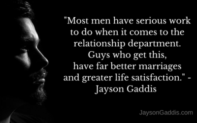 Men And Their Relationship Issues – SC 48