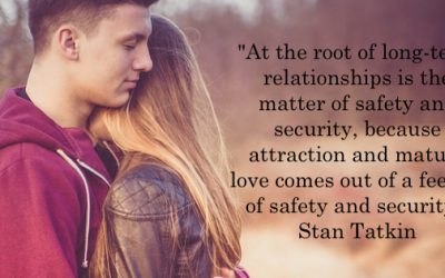 How To Feel Safe & Secure With Your Partner with Stan Tatkin – SC 53