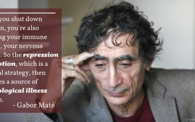 The Cost Of Stress In Your Primary Relationships with Dr. Gabor Maté – SC 63