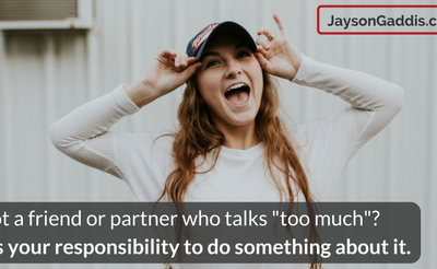 How To Deal With A Partner That Talks Too Much – SC 75