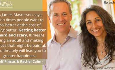 How To Deal With Narcissism In A Relationship – Jeff Pincus and Rachel Cahn – SC 112