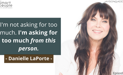 The Trap of Becoming Your Partner's Therapist – Danielle LaPorte – SC 146