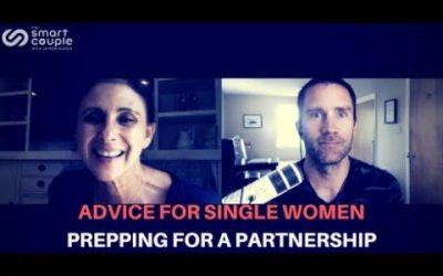 Advice For Single Women Prepping For A Partnership – Marni Battista – SC 150