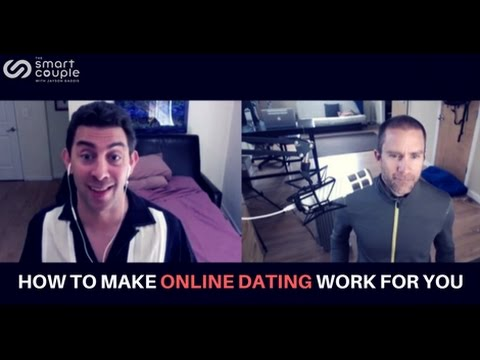 How to work online dating sites