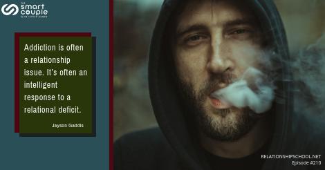 Addiction & Partnership - SC 210 - The Relationship School®