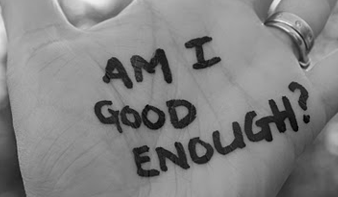 How To Feel Like You're Enough – 211