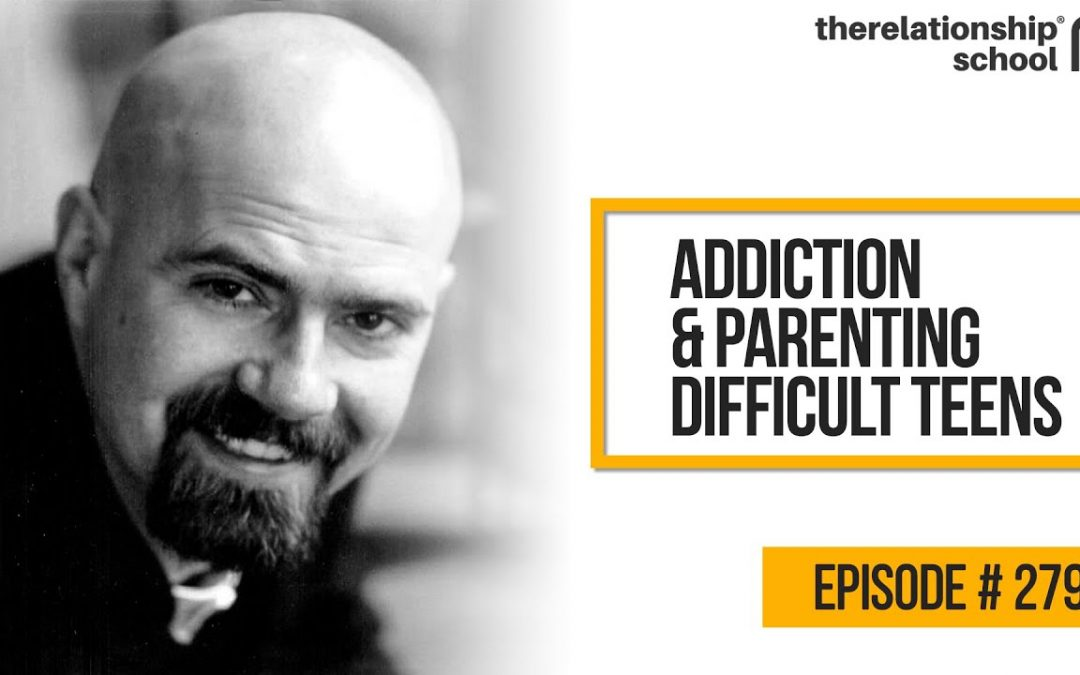 Addiction & Parenting Difficult Teens – Aaron Huey – 279