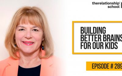 Building Better Brains for Our Kids – Dr. Judy Cameron, Ph.D. – 289