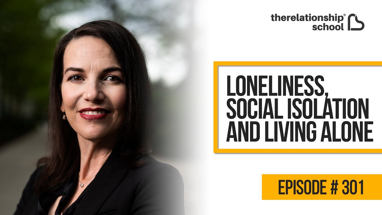 Loneliness, Social Isolation And Living Alone – Dr. Julianne Holt-Lunstad – 301