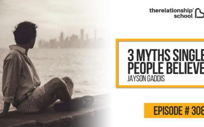 3 Myths Single People Believe