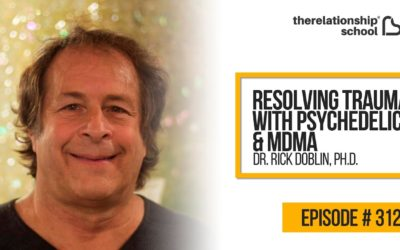Resolving Trauma with Psychedelics & MDMA – Dr. Rick Doblin, Ph.D. – 312