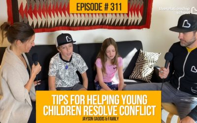 Tips For Helping Young Children Resolve Conflict – 311