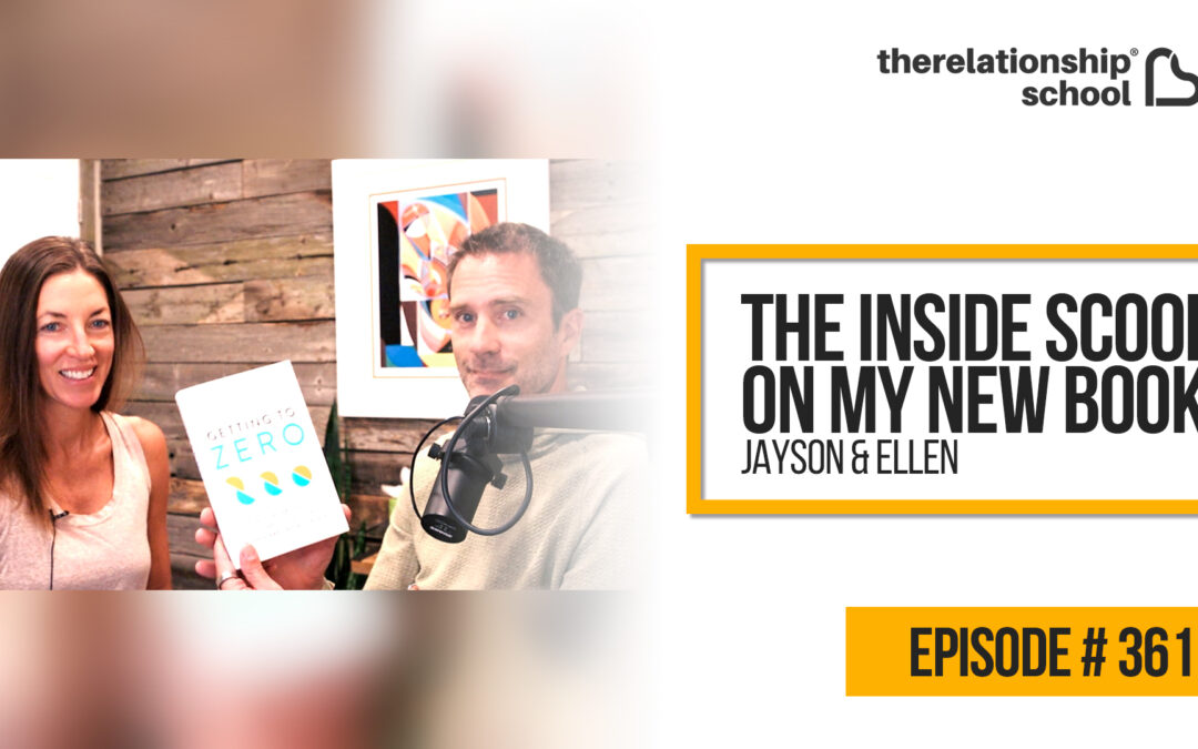 The Inside Scoop On My New Book – Jayson and Ellen – 361